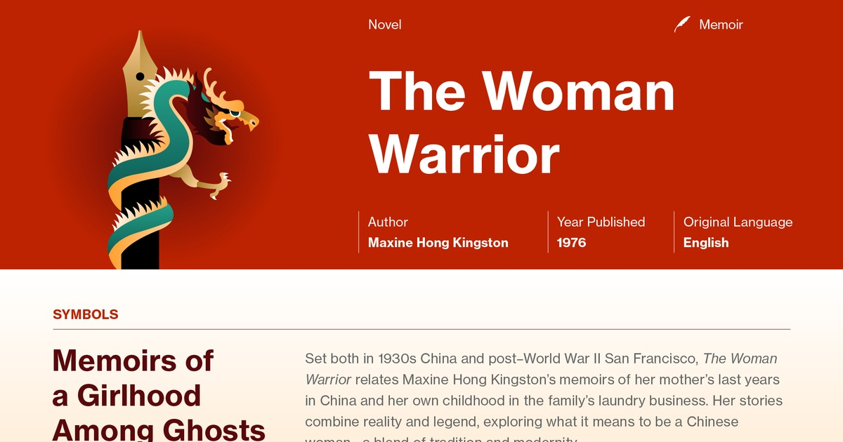 FA Mulan: The Story of a Woman Warrior