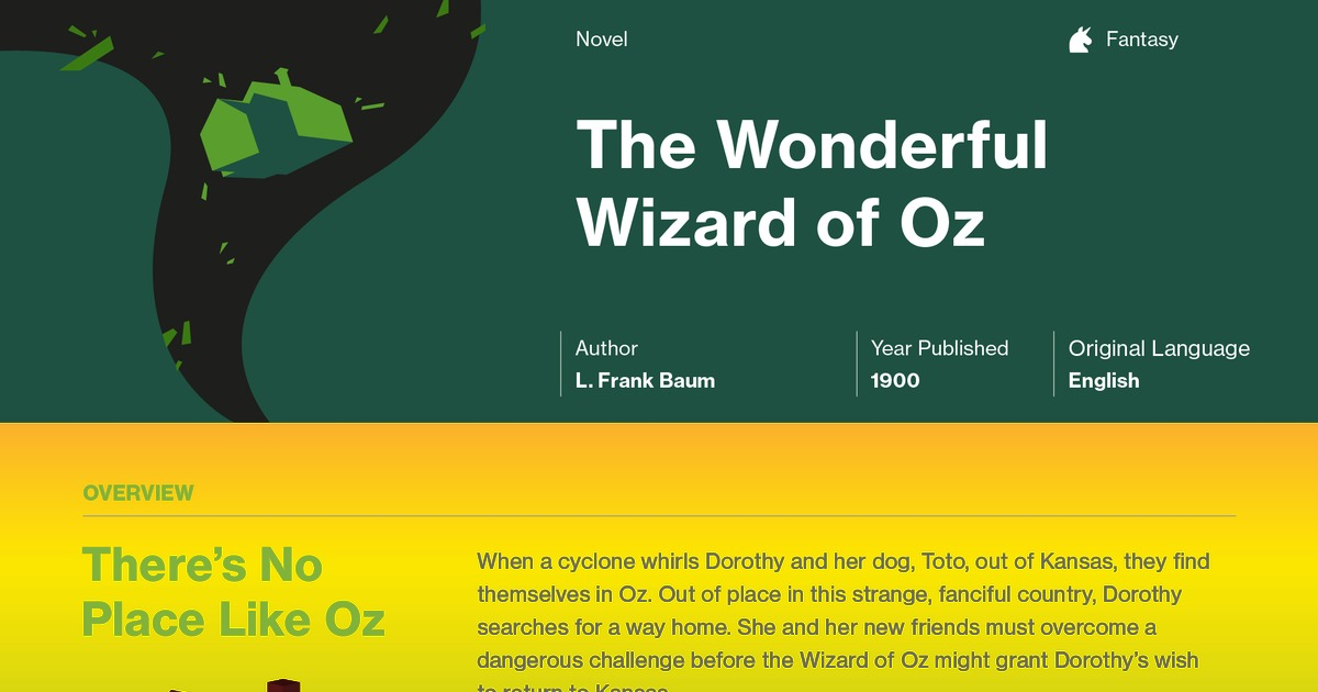 the wonderful wizard of oz chapter 7 summary course hero