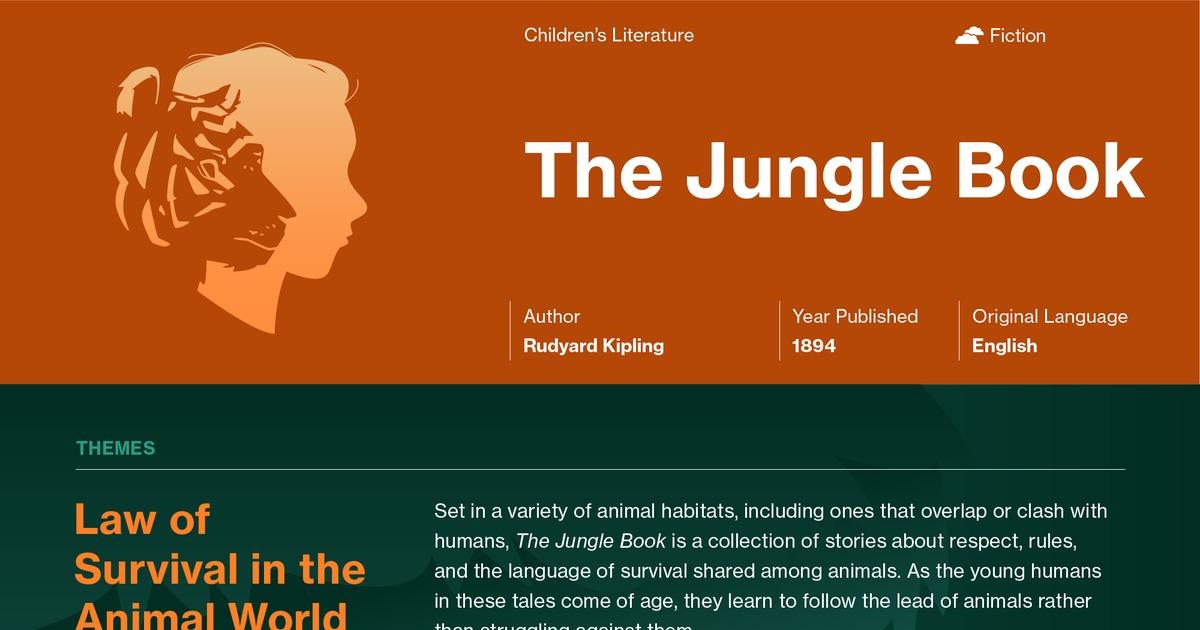 jungle book law of the jungle