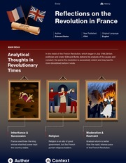 Reflections on the Revolution in France Thumbnail