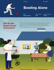 Bowling Alone: The Collapse and Revival of American Community Thumbnail