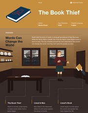 The Book Thief Thumbnail