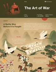The Art of War Thumbnail