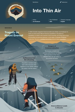 Into Thin Air infographic thumbnail