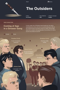 The Outsiders infographic thumbnail