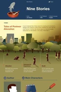 Nine Stories infographic thumbnail