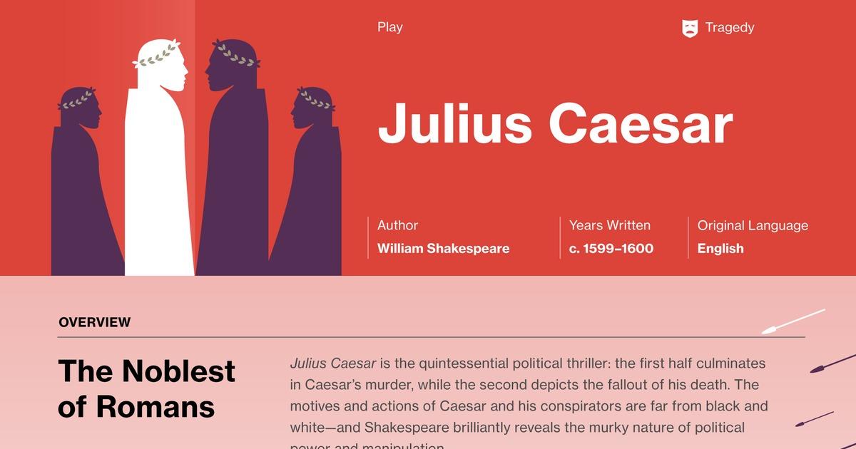 Write my julius caesar research paper
