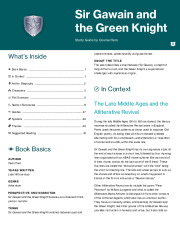 Sir Gawain and the Green Knight Thumbnail