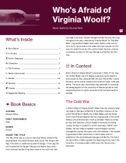 Who's Afraid of Virginia Woolf? Thumbnail