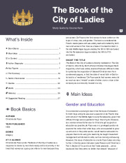 The Book of the City of Ladies Thumbnail