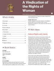 A Vindication of the Rights of Woman Thumbnail