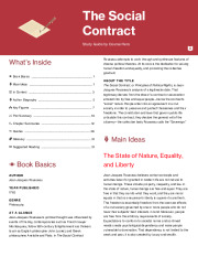 The Social Contract Thumbnail
