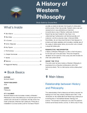 A History of Western Philosophy Thumbnail