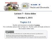 Lecture 7_ExtraSlides_Interphase Nucleus_Oct1st2015