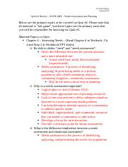 Quiz _2 Review for HLTH 4609 Spring 2016 (1).docx