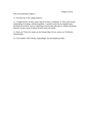 Discovery Questions Chapter 2b