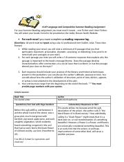11AP Summer Reading Take Home Materials (1)