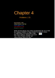 Copy of FCF 9th edition Chapter 04