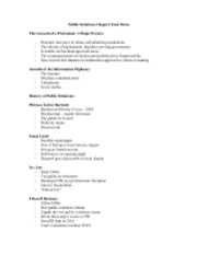Public Relations Chapter Four Notes