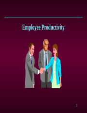 Productivity & work study- NOTES (1).pptx