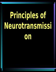 Learning Module 2 Neurotransmission POWERPOINT Rev 9.11.14 (8)