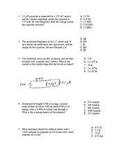 Exam 3 Practice Test Questions