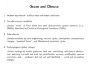 Climate Notes