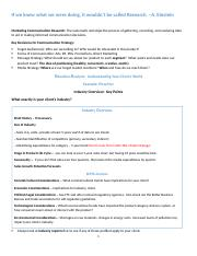 Industry Overview Class Notes Sp2016 (1).docx