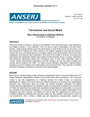 Third Sector and Social Media.pdf