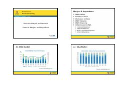 Class 11 Mergers and Acquisitions 4_slide