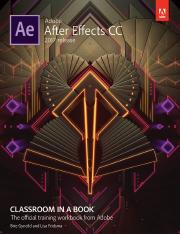 Adobe After Effects CC Classroom in a Book - 2017.pdf