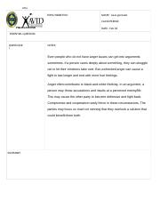 Clint ISD Cornell Notes Template