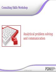 PDN Programme Outline - Analytical Problem Solving.pptx