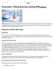 Overview_ Citing Sources Using APA.pdf