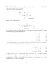 AMS341 Exam 1 Solutions 2010