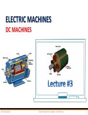 DC Machines_Lecture3