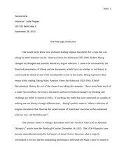Holocaust Paper Final Draft