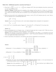 practice exercises 2-solutions