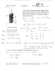 MECH 102 (DQ 8) Quiz With KEY Student Solution  2012