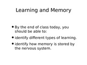 12. Learning and Memory 2014.pptx