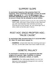 logical fallacies definitions.docx