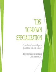 TDS  TOP-DOWN SPECIALIZATION.pptx (1)