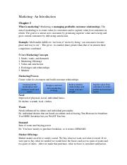Marketing- An Introduction Text Book Notes.docx