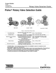 Fisher® Rotary Valve Selection Guide