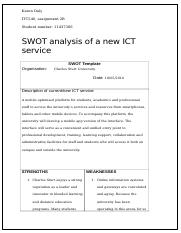 Swot-of-a-new-ICT-service-11a6myl.docx