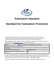 Standard for Substation Protection-02-01-2014.pdf