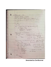 Rotational notes part 2