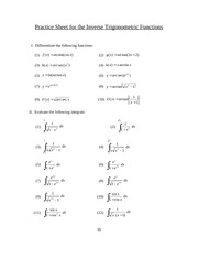 Practice+Sheet+for+the+Inverse+Trigonometric+Functions