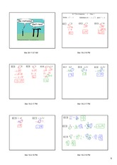 imaginary numbers notes