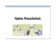 Computer Networks - lecture2NameResolution
